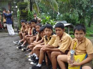 anak-anak SD